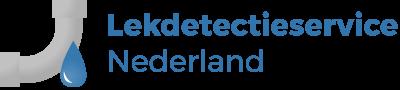 Logo Lekdetectieservice Nederland